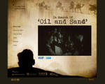 in Search of oil and sands Movie by beshoywilliam