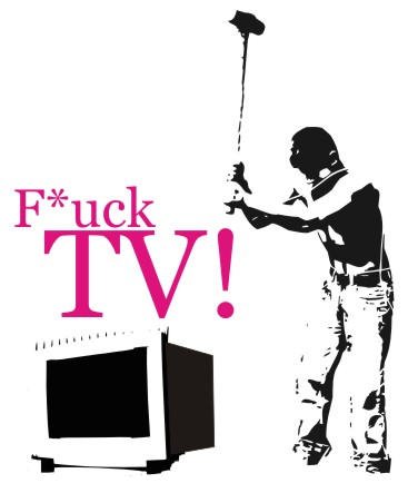 fuck tv by yarox