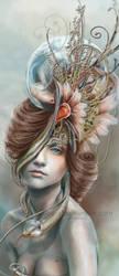 Monster inside my head by JenniferHealy