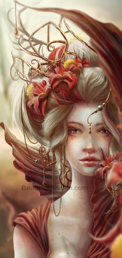 Beauty is by JenniferHealy