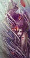 Sirenic Bloom by JenniferHealy