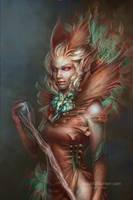 The Sibyl by JenniferHealy