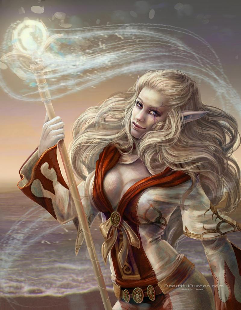 A Bit of White Magic by JenniferHealy