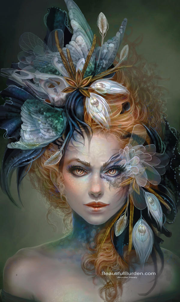 Victorian Voodoo by JenniferHealy
