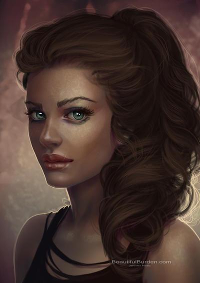 Elizabeth by JenniferHealy