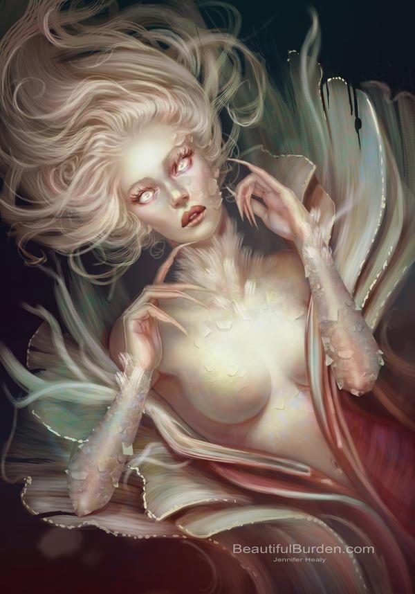 Soul Made of Glass by JenniferHealy