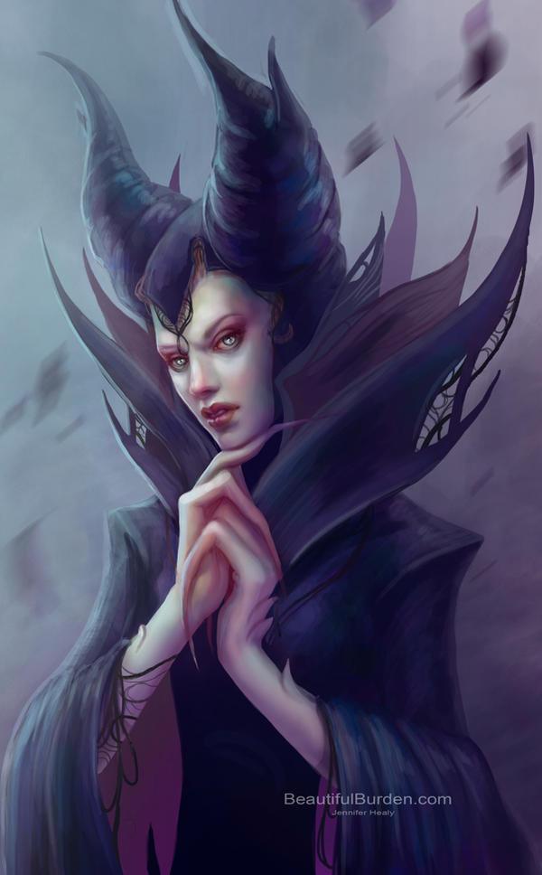 Maleficent by JenniferHealy