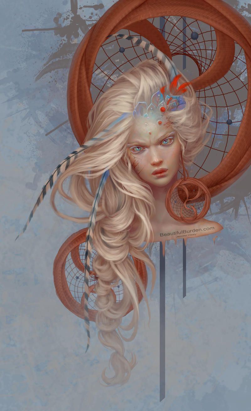 Dream Catcher by JenniferHealy