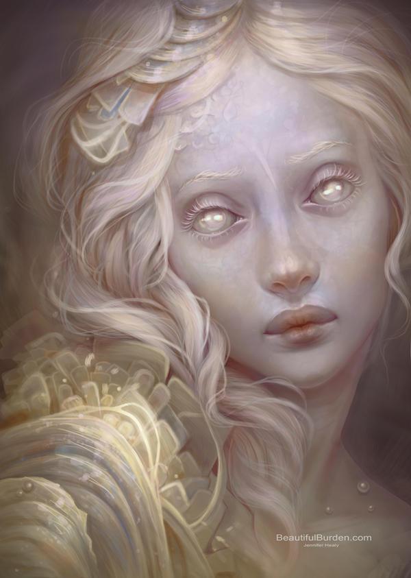 Golden Lie by JenniferHealy