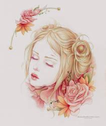 Atonement- Print by JenniferHealy