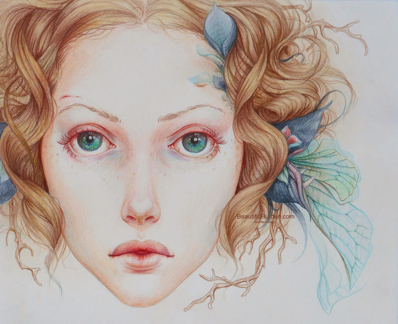 Omission- Print by JenniferHealy