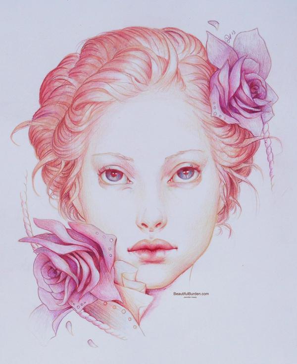 Lulu- Print by JenniferHealy