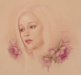 Daenerys by JenniferHealy