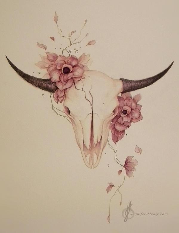 Tattoo Commission by JenniferHealy