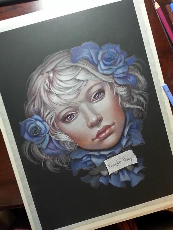 Emiliana by JenniferHealy