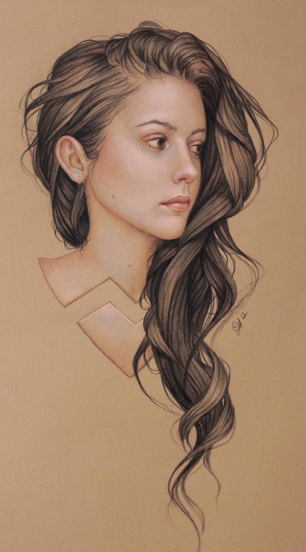 Meg Myers by JenniferHealy