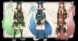 [CLOSED] Adopt Auction - GENKAKU 1-3 by True-Rune