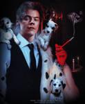 Cruella de Vil [GenderSwap - Harry Styles]