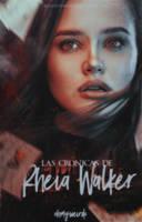 Las cronicas de Rheia Walker [Wattpad Cover] by BeMyOopsHi