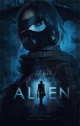 Alien [Wattpad Cover] by BeMyOopsHi
