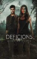 Deficions [Wattpad Cover] by BeMyOopsHi