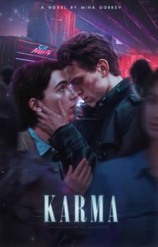 Karma [Wattpad Cover]