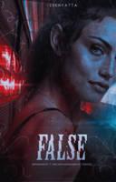 False [Wattpad Cover] by BeMyOopsHi