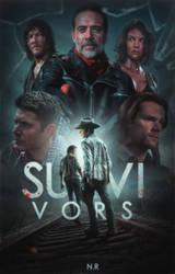 Survivors [Wattpad Cover] by BeMyOopsHi