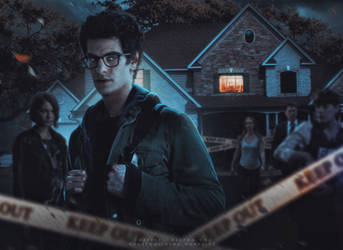 Crime Scene [Andrew Garfield] by BeMyOopsHi