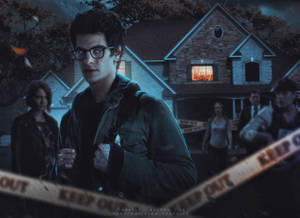 Crime Scene [Andrew Garfield]