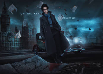 Sherlock [Robert Downey Jr.] by BeMyOopsHi