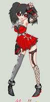 Gothic Lolita by LionyChan