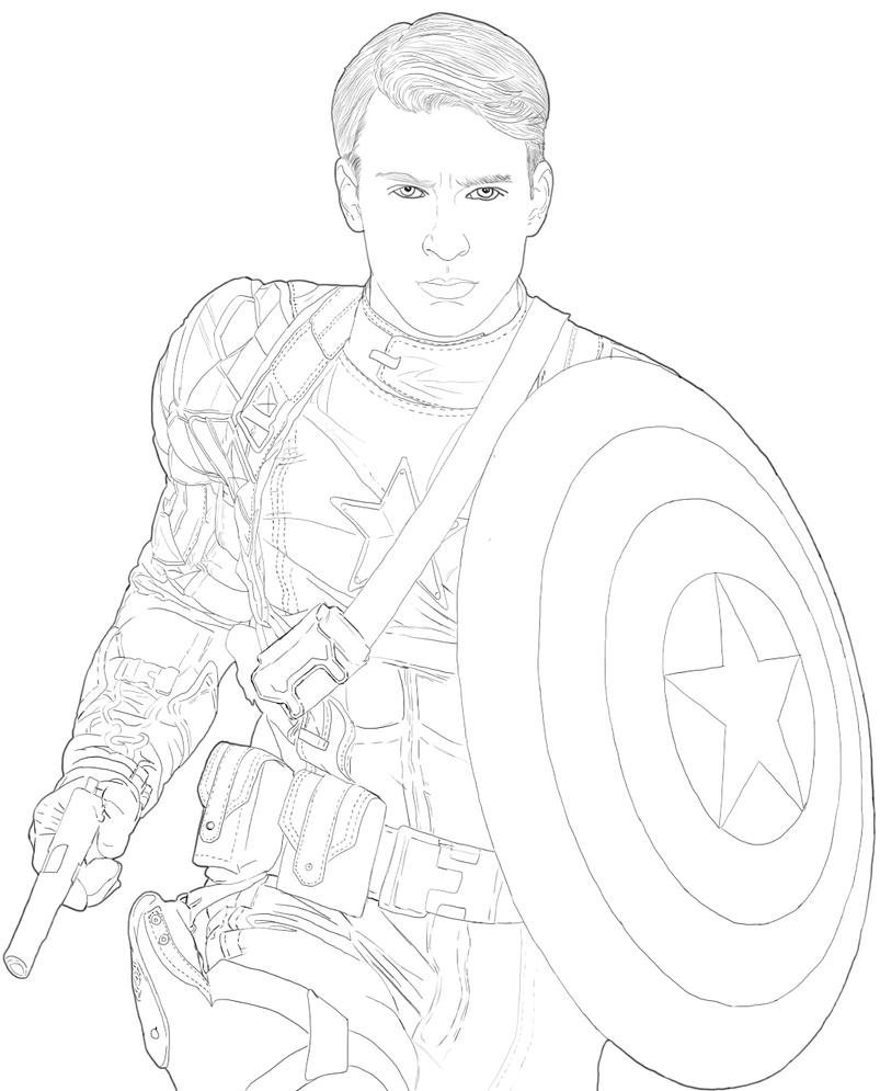 lab rats coloring pages - the good captain by adorable lab rat on deviantart