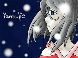 Yamalie by e-kaki