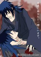 Madara and Izuna: Shumatsu no Tani by ling1224