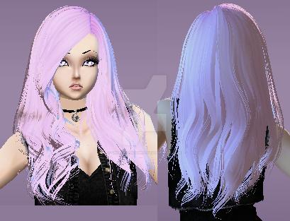 Cassandra - Hair + Skin by UnitedFandom01