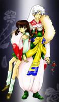 Sesshomaru and Kagome