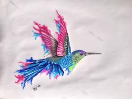 Hummingbird by stormFlow