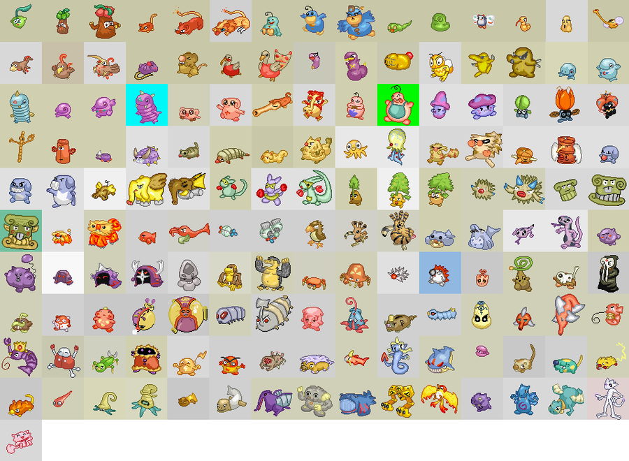 Pokemon Quartz Pokemon Rips By Pokemonquartz On Deviantart