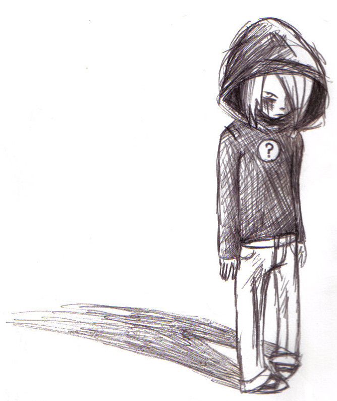 My Emo Hoodie Guy By Devendeven123