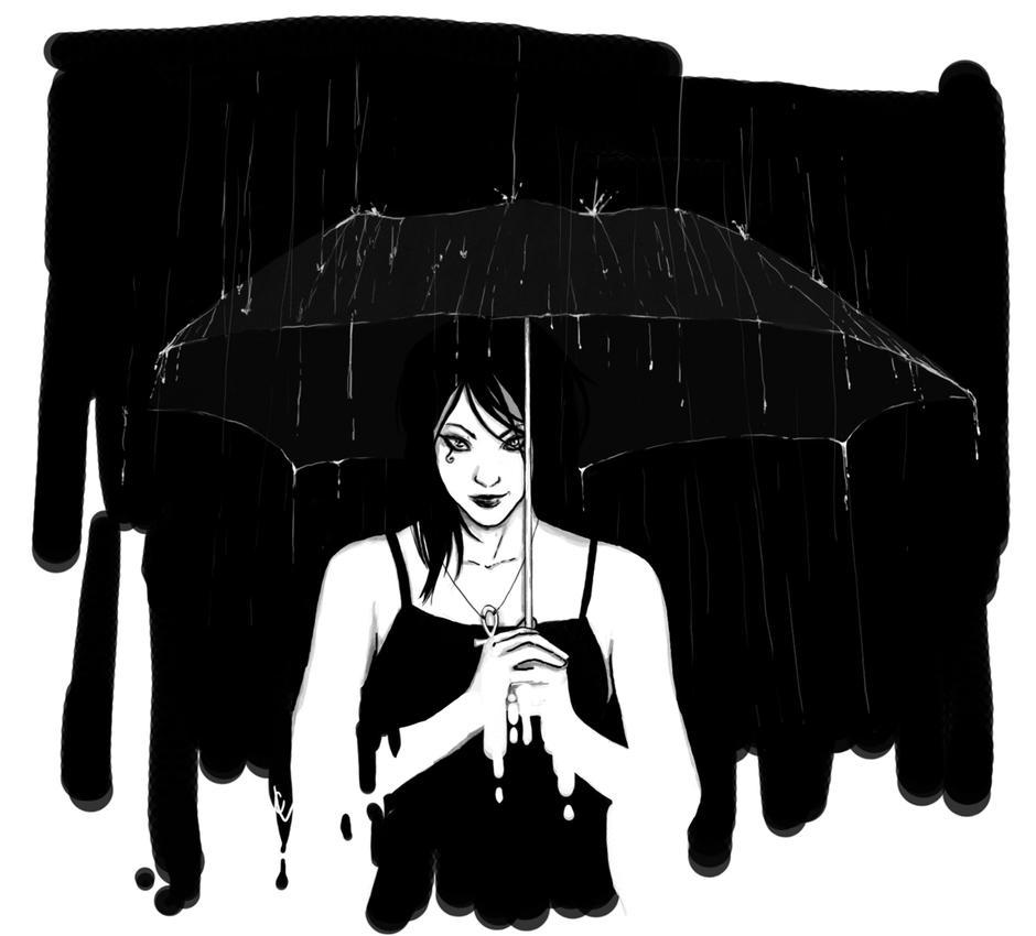 Death Sketch by CateLara