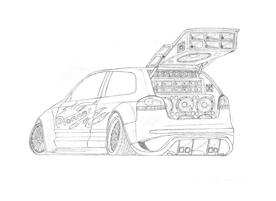 audi a3 tuning sound by leandroconradt95 on deviantart