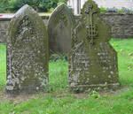 Cemetery 4, tombstones