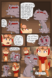 Team Lore - The Courageous Coward pg. 3 by Novern