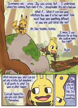 Team Gigavolt - Know Your Place pg. 43