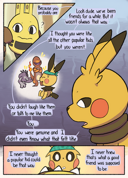 Team Gigavolt - Know Your Place pg. 44