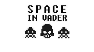 Space in Vader by gibadesign