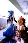 Vocaloid Cosplay : Kaito x Ren
