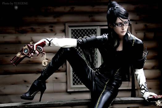 Bayonetta cosplay by Yuna