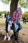 Vocaloid Cosplay : Kaito Gakupo